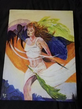 Ікона-картина-Вінтаж