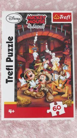 PUZZLE Myszka Miki i przyjaciele - 60 elementów