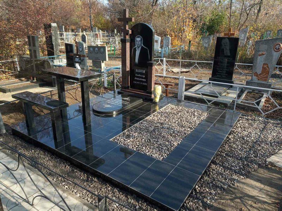 Благоустройство мест захоронения Енакиево - изображение 1