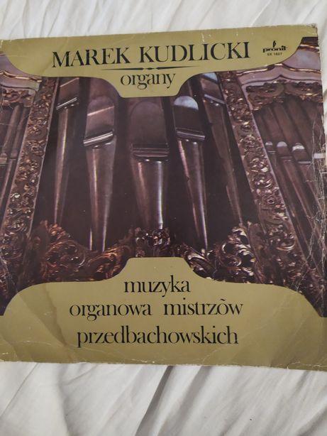Marek Kudlicki - organy muzyka organowa mistrzów przedbachowskich