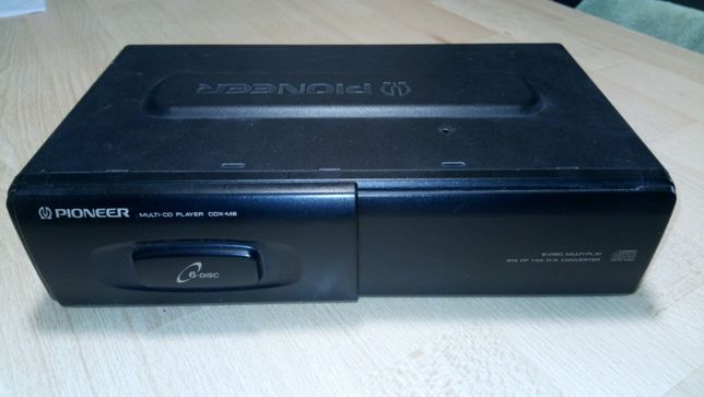 CD чейнджер Pioneer CDX-M6