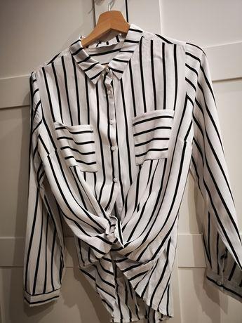 Bluzka koszula Mohito Reserved Hm Zara
