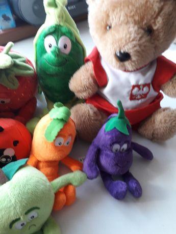 Zabawki pluszaki dla dzieci