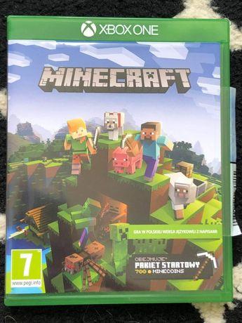 Gra Minecraft na CD