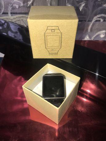 Смарт-годинник UWatch DZ09 Black