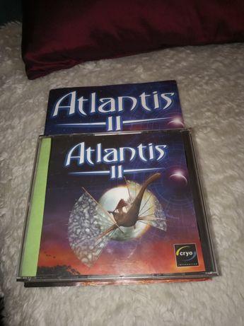 Gra Atlantis II 4 CD Unikat Wersja Polska