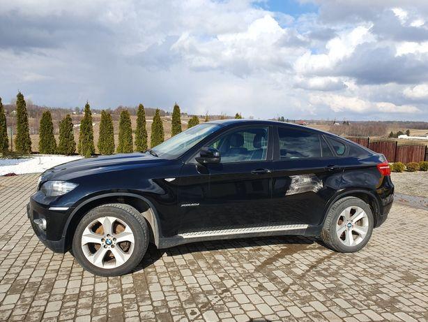 Sprzedam BMW X6  XDRIVE 40D,czarny metalic