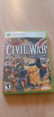 Gra na xboxa History Civil War Secret Mission.
