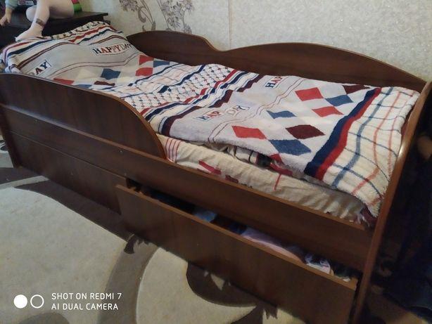 Ліжко дитяче 190х80