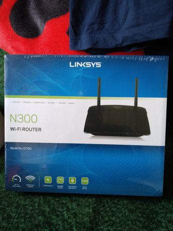 Router Linksys E1700