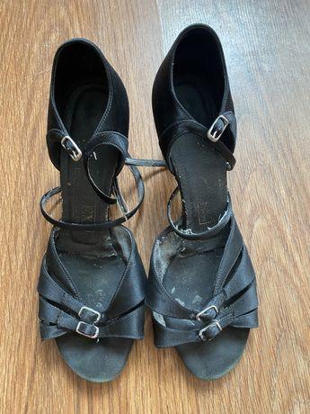 Продам туфли для латины Galex бу