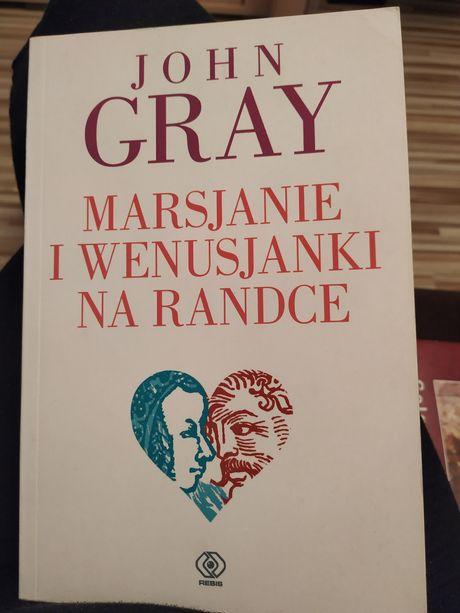 Marsjanie i wenusjanki na randce John Gray