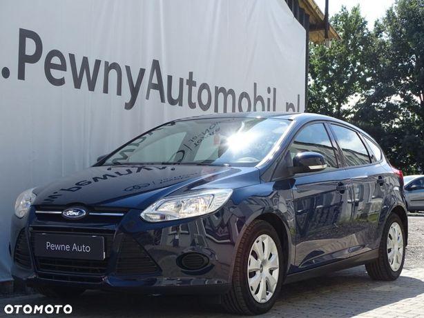 Ford Focus 1.6 Trend Sport 125km I Właściciel Serwisowany W Aso