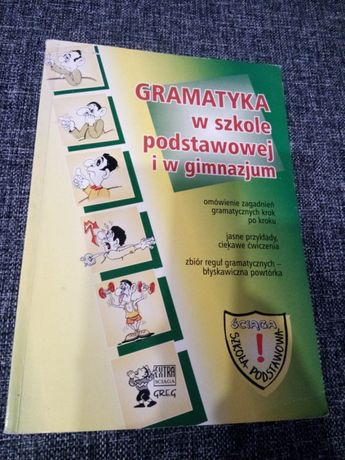 Gramatyka w szkole podstawowej i gimnazjum