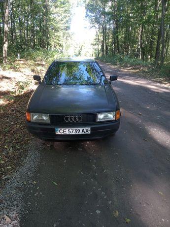 Продам Audi 80 газ-бенз