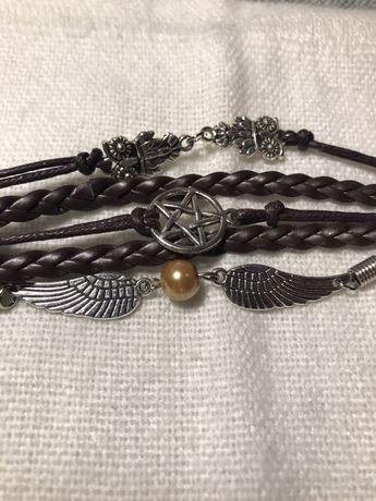 Bransoletka pentagram