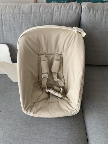 Espreguiçadeira Newborn set da Stokke tripp trapp