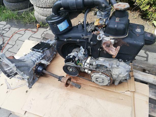 Fiat 126p silnik + skrzynia biegów umyte i czyste komplet