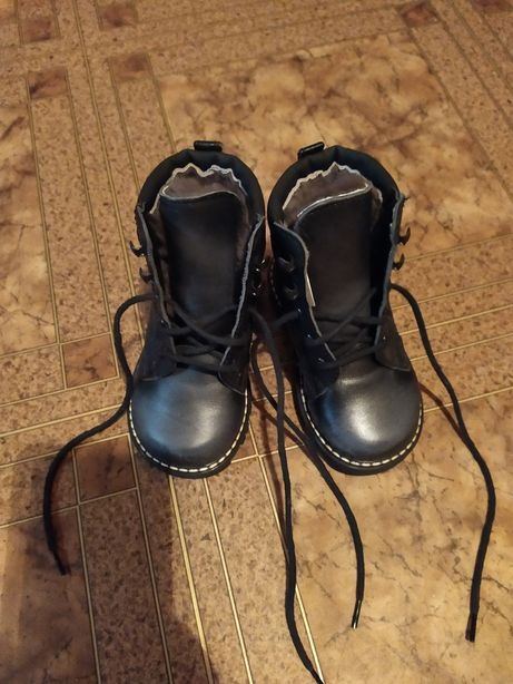 Ботинки зима 21р