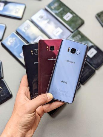 Магазин Samsung Galaxy S8 | S8Duos s9/10  Без вигорань Кредит 0%