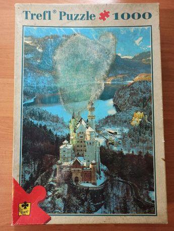 Puzzle Trefl Neuschwanstein 1000