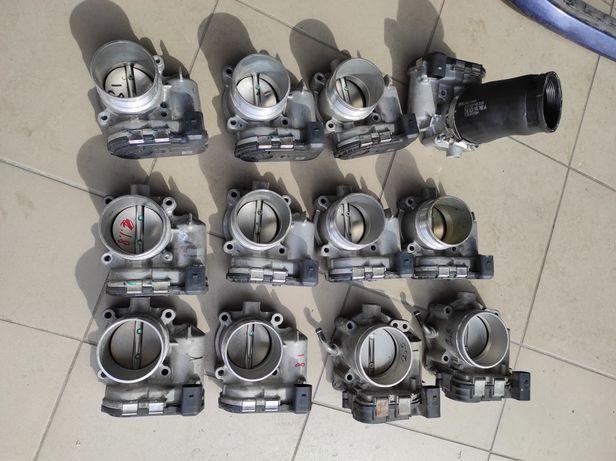 Дроссельная заслонка фольцваген 06K133062D 06K133062E