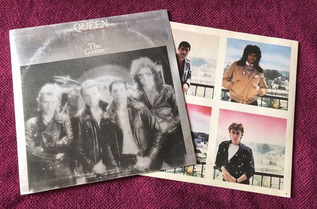 Queen, album The Game, winyl