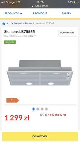 Okap Siemens LB75565
