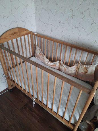 Манеж - кроватка