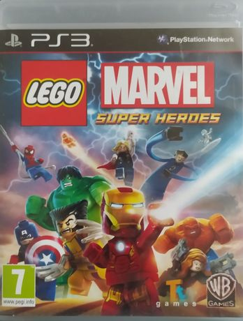 Gra Marvel Super Heroes PS3