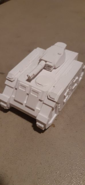 Remix Light Tank Warhammer 40k