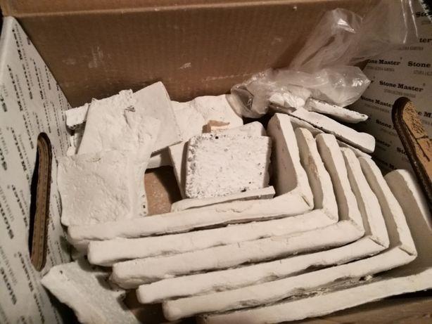 Loft Brick White narożniki