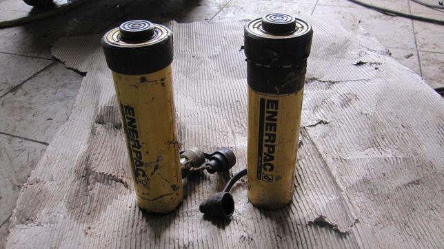 Cylinder siłownik hydrauliczny 15 ton rc156 enerpac
