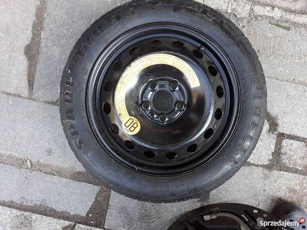 Koło dojazdowe dojazdówka Alfa Romeo 147 156 R15 5x98