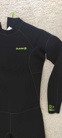 Fato de Surf 100 Neoprene OLAIAN 4/3mm Homem