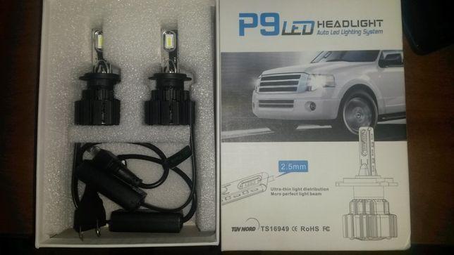 P9 Лучшие лед лампы диодные led lamp H 4 7 8 11 15 Н d2s есть 5000К