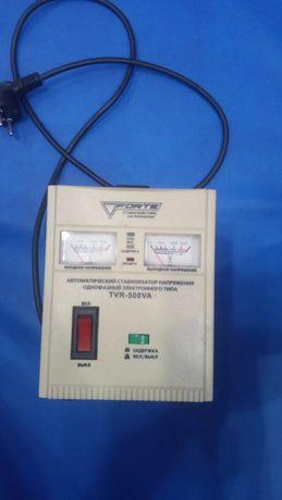 Стабилизатор Forte TVR-500VA