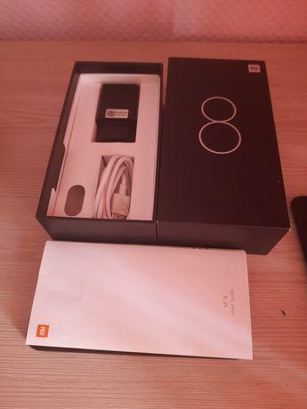 Xiaomi mi8 6/64 845снап полный комплект