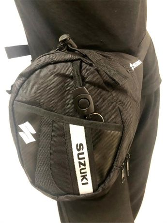 Bolsa Cintura/Perna Suzuki (Dainese, Alpinestars, Honda, Kawasaki)
