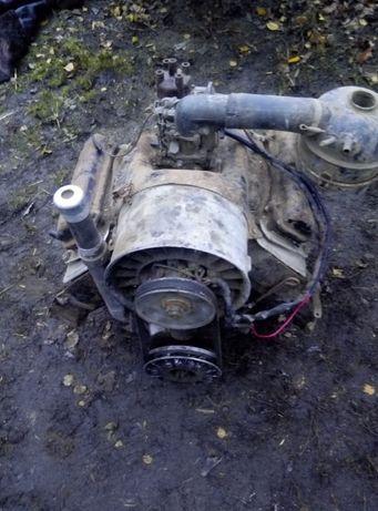 Двигатель мотор ЗАЗ 40 по запчастинах, карбюратори