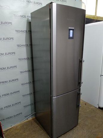 Холодильник Либхер Liebherr,201 см, No Frost, Biofresh, генератор льда