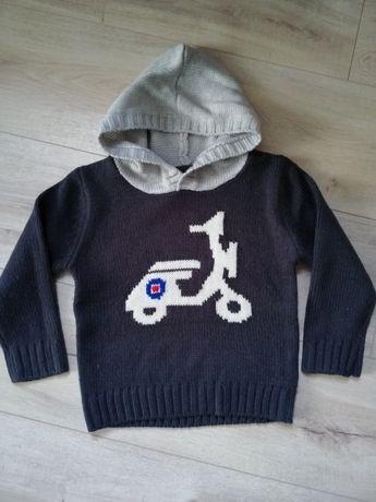 Sweterek f & f 2 /3 lata