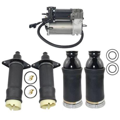 Kit compressor balões suspensões pneumáticas Audi A6 c5