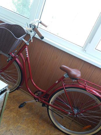 Велосипед дорожник городской