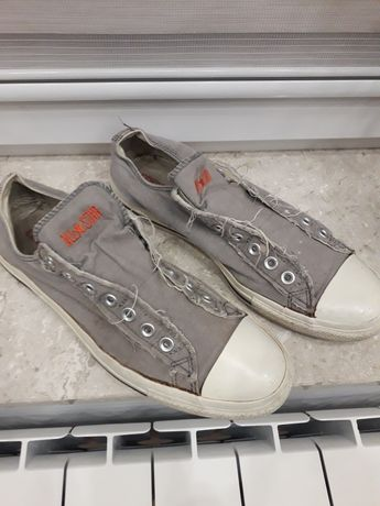 Converse All Star Chuck Taylor charcoal slip 43