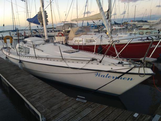 Jacht żaglowy Dominant 95