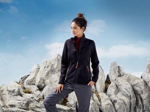 Женская спортивная кофта куртка Мембрана толстовка crivit германия