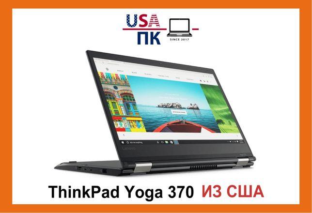 Трансформер - ультрабук Lenovo Yoga 370 / i5-7300u / 8Gb / SSD 256Gb