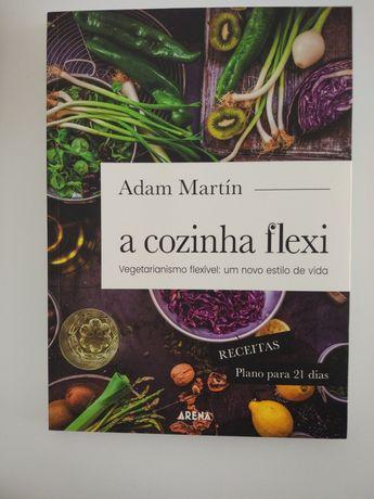 Livro a Cozinha Flexi NOVO Adam Martín