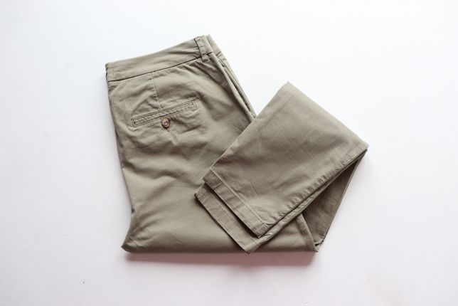 Spodnie męskie L.O.G.G. (H&M) chinosy W36 L32 (EUR 44)